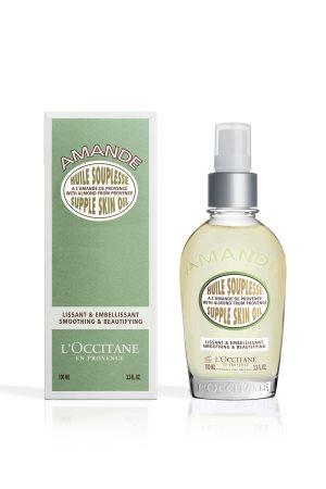 L'Occitane En Provence Almond Supple Skin Oil 100 ml