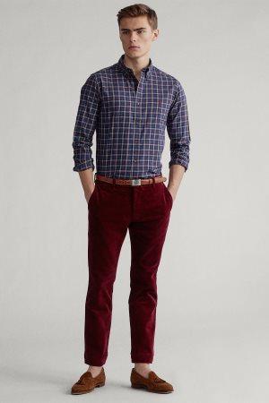 Polo Ralph Lauren ανδρικό πουκάμισο καρό Classic fit