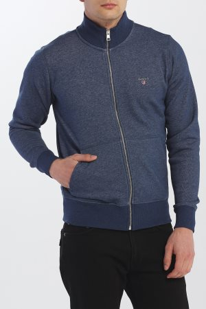 Gant ανδρική ζακέτα με φερμουάρ Original Full Zip