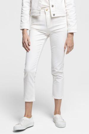 Gant γυναικείο ψηλόμεσο παντελόνι πεντάτσεπο slim fit cropped