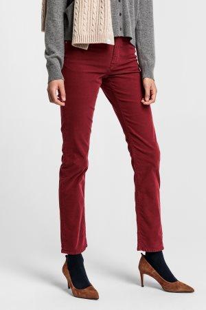 Gant γυναικείο παντελόνι κοτλέ Slim Fit Cord