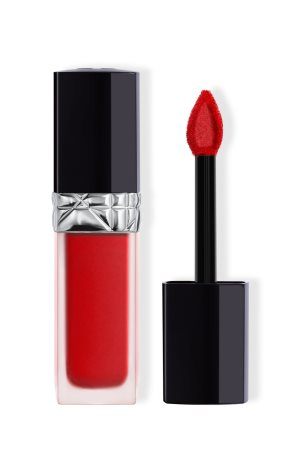 Rouge Dior Forever Liquid Transfer-Proof Liquid Lipstick - Ultra-Pigmented Matte - Weightless Comfort