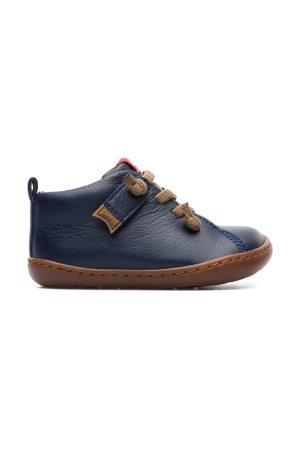 Camper βρεφικά παπούτσια σκούρα μπλε Peu