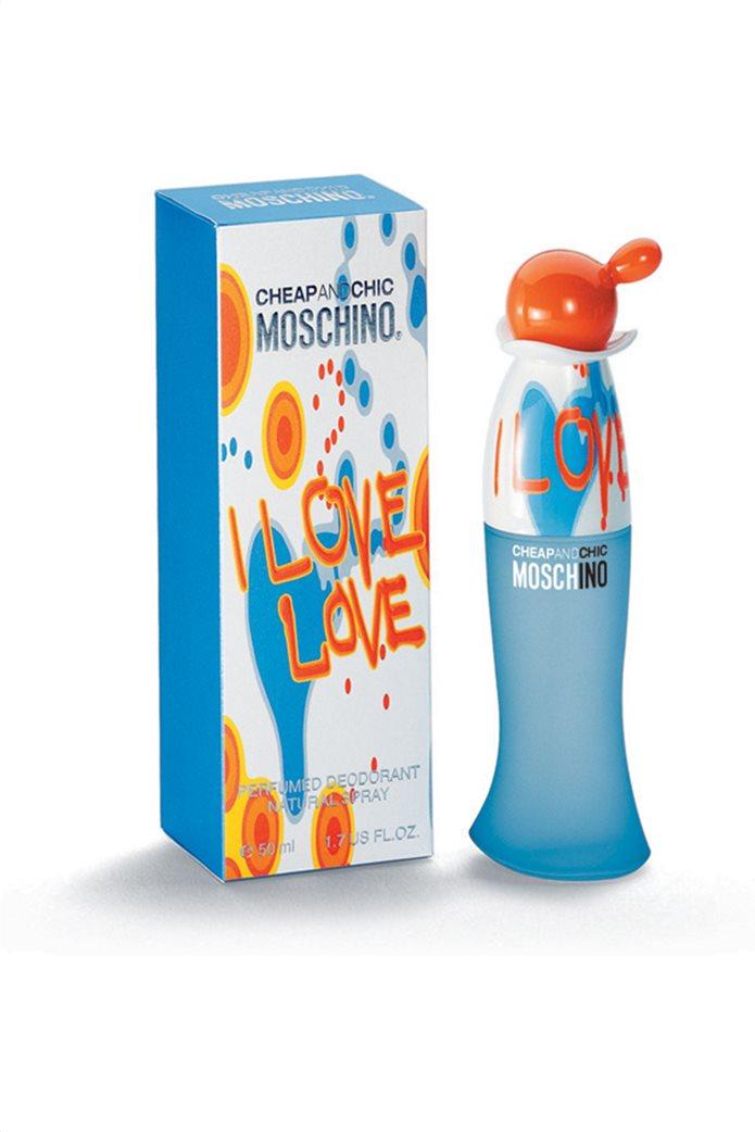 Moschino Cheap & Chic I Love Love Deodorant Spray 50 ml 0