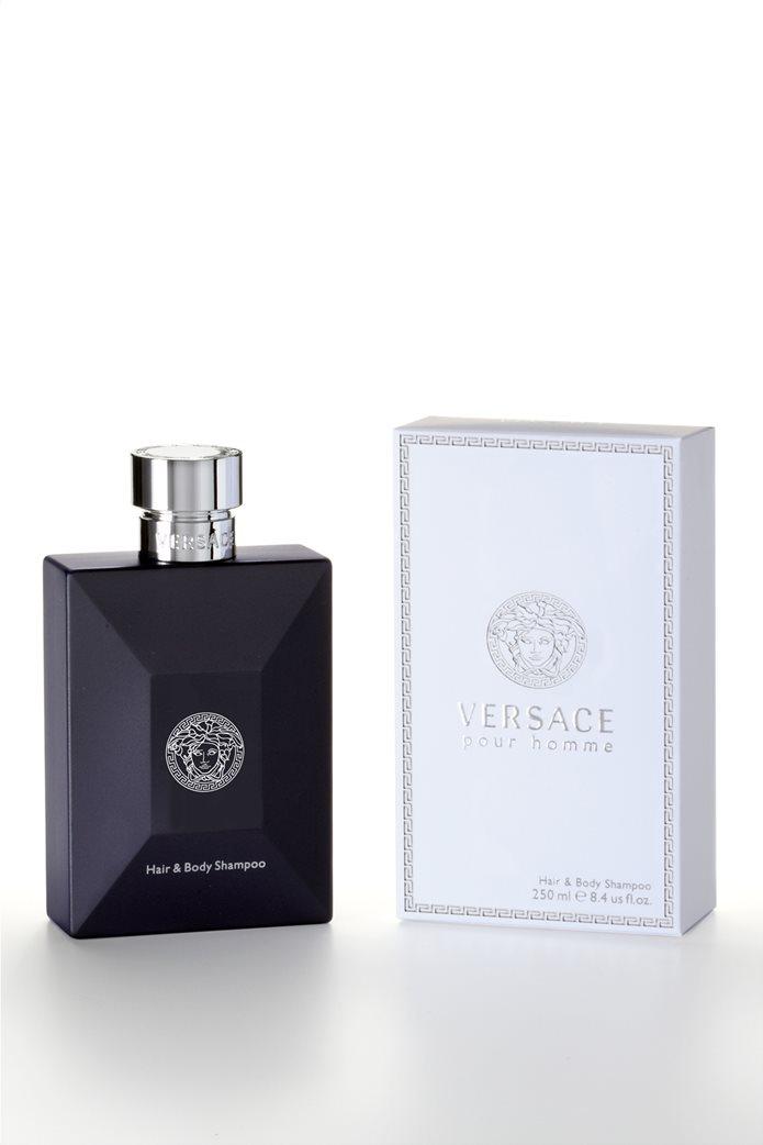 Versace Pour Homme Hair & Body Shampoo 250 ml  0