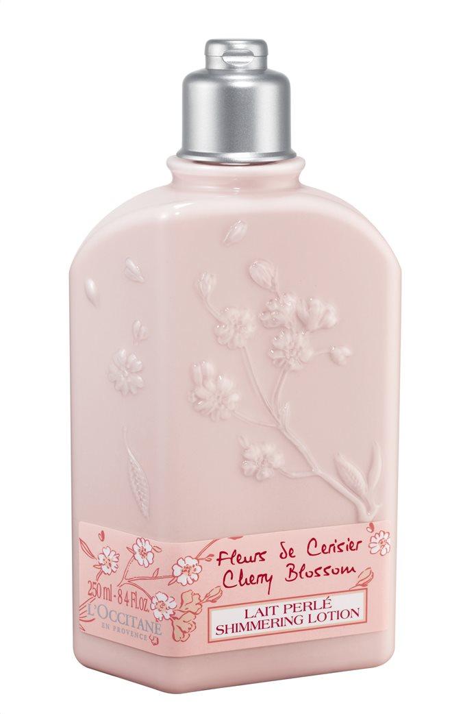 L' Occitane En Provence Cherry Blossom Shimmering Lotion 250 ml 0