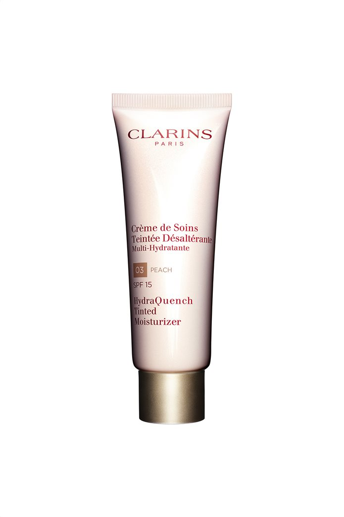 Clarins HydraQuench Tinted Moisturizer SPF15 No. 3 50 ml 0