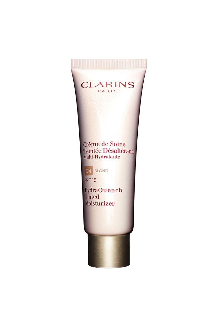 Clarins HydraQuench Tinted Moisturizer SPF15 No. 4 50 ml 0