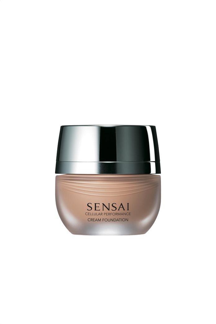 Sensai Cellular Performance Cream Foundation CF 24 Amber Beige SPF 15 30 ml 0