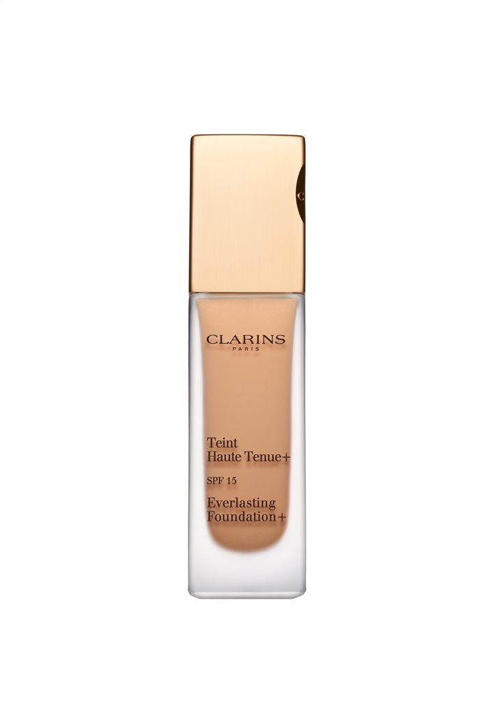 Clarins Everlasting Foundation SPF15 112.5 Caramel 30 ml 0
