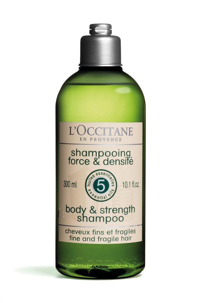 L'Occitane En Provence Aromachologie Body & Strength Shampoo 300 ml 0