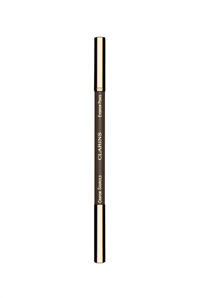 Clarins Eyebrow Pencil 01 Dark Brown 1,3 gr. 0