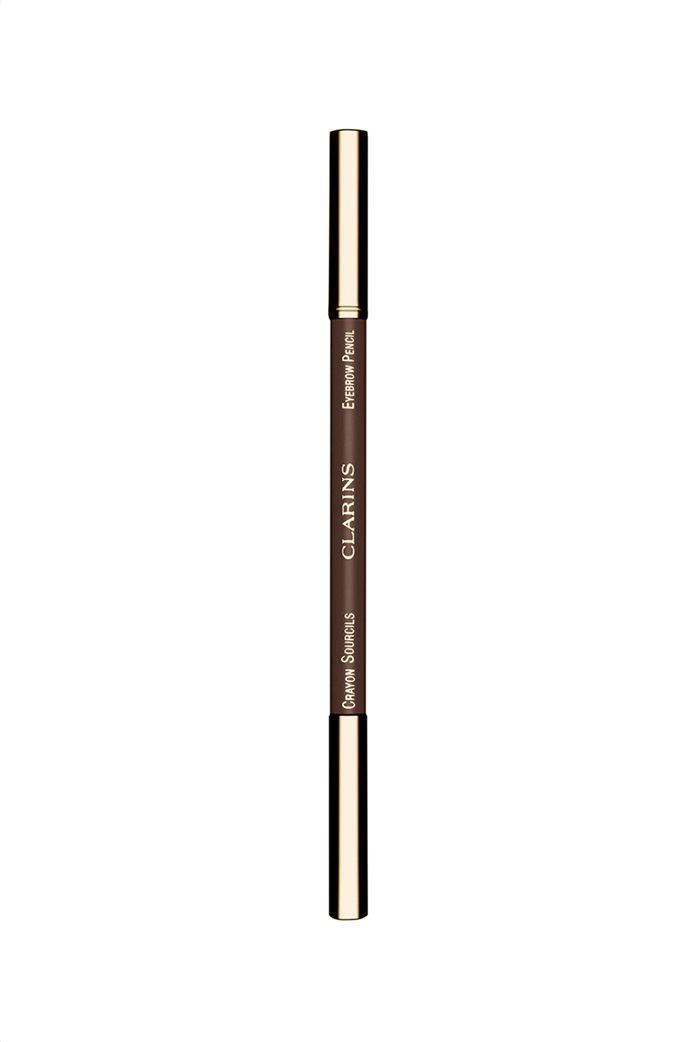Clarins Eyebrow Pencil 02 Light Brown 1,3 gr. 0
