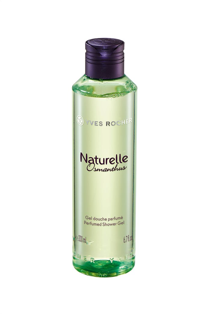 Yves Rocher Naturelle Osmanthus Perfumed Shower Gel 200 ml 0