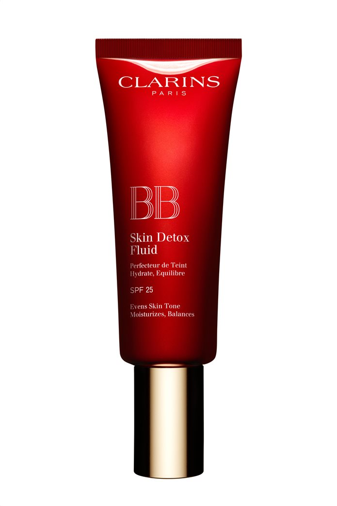 Clarins BB Skin Detox Fluid SPF25 01 Light 45 ml 0