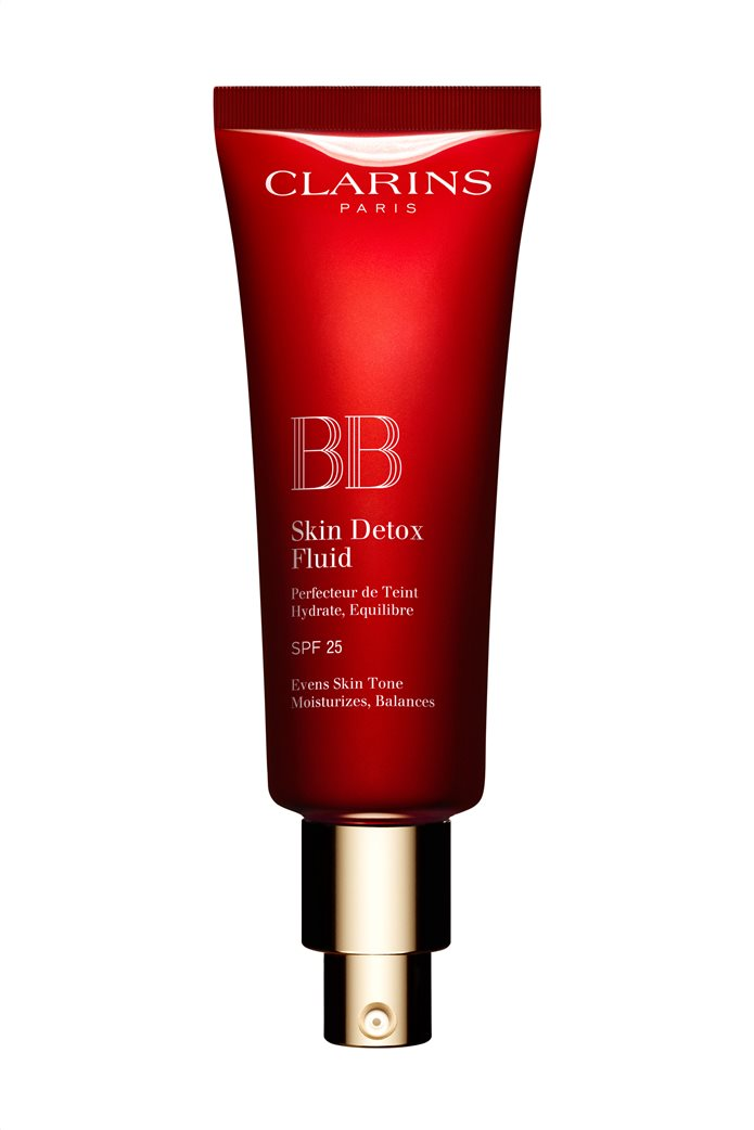 Clarins BB Skin Detox Fluid SPF25 01 Light 45 ml 1