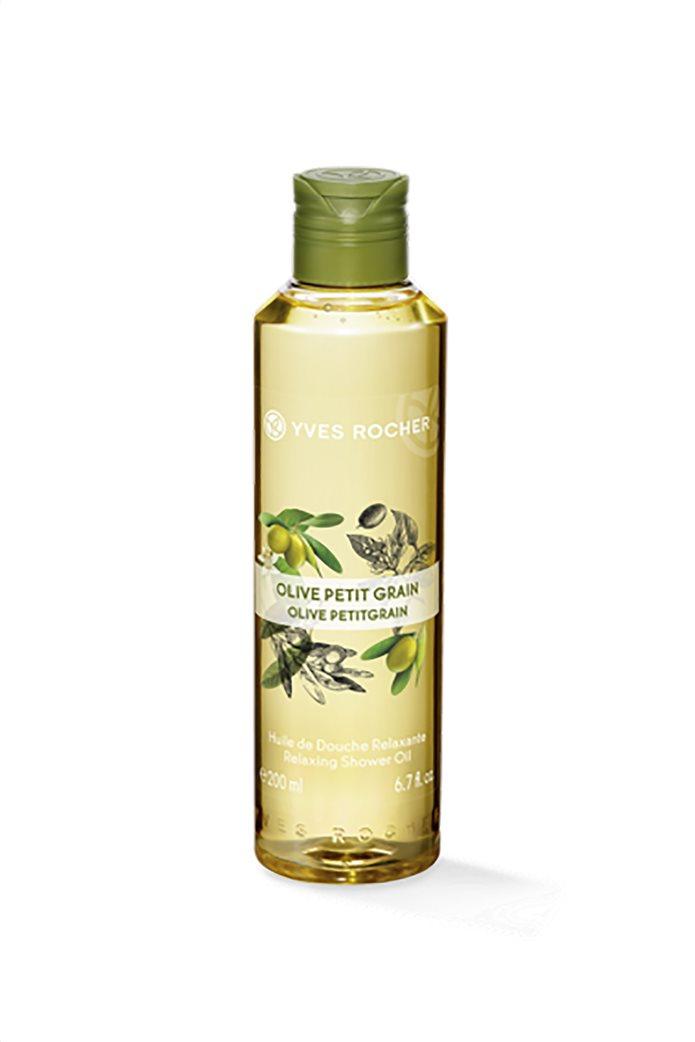 Yves Rocher Relaxing Shower Oil Olive Petitgrain 200 ml 0