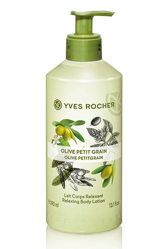 Yves Rocher Relaxing Body Lotion Olive Petitgrain 390 ml 0