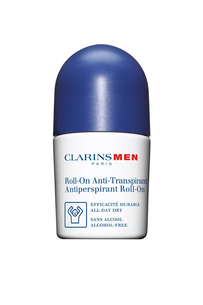 Clarins ClarinsMen Antiperspirant Deo Roll On 50 ml 0