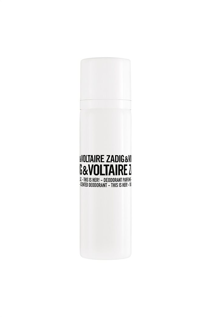 Zadig & Voltaire This is Her! Scented Deodorant Spray 100 ml 0