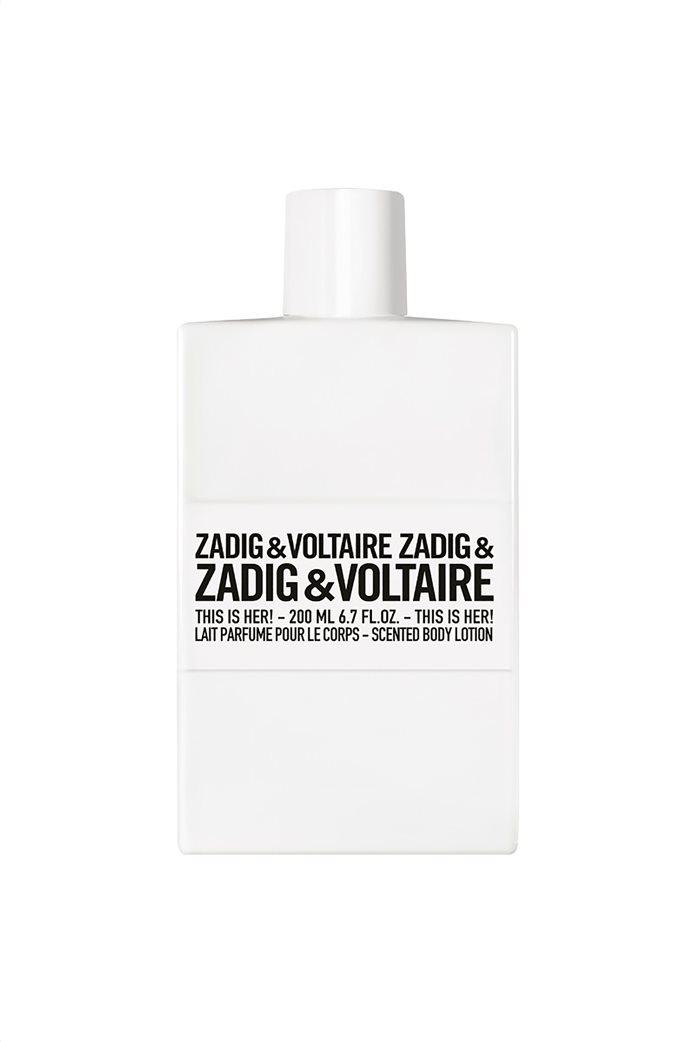 Zadig & Voltaire This is Her! Body Lotion 200 ml 0