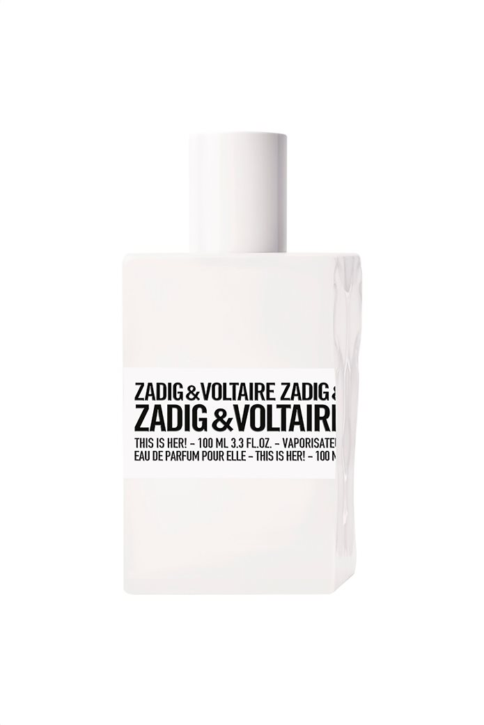 Zadig & Voltaire This is Her! EdP 100 ml 0