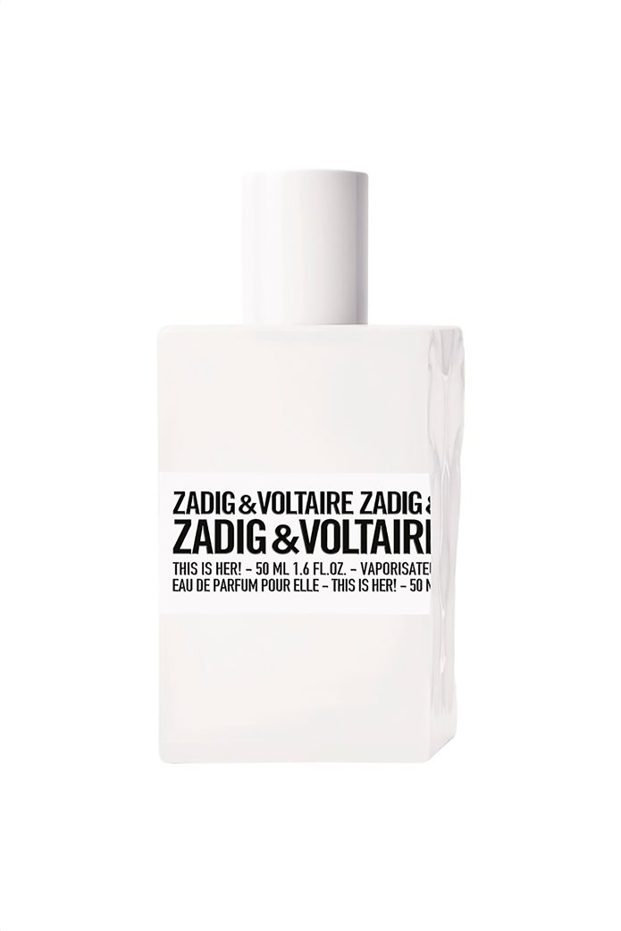 Zadig & Voltaire This is Her! EdP 50 ml 0