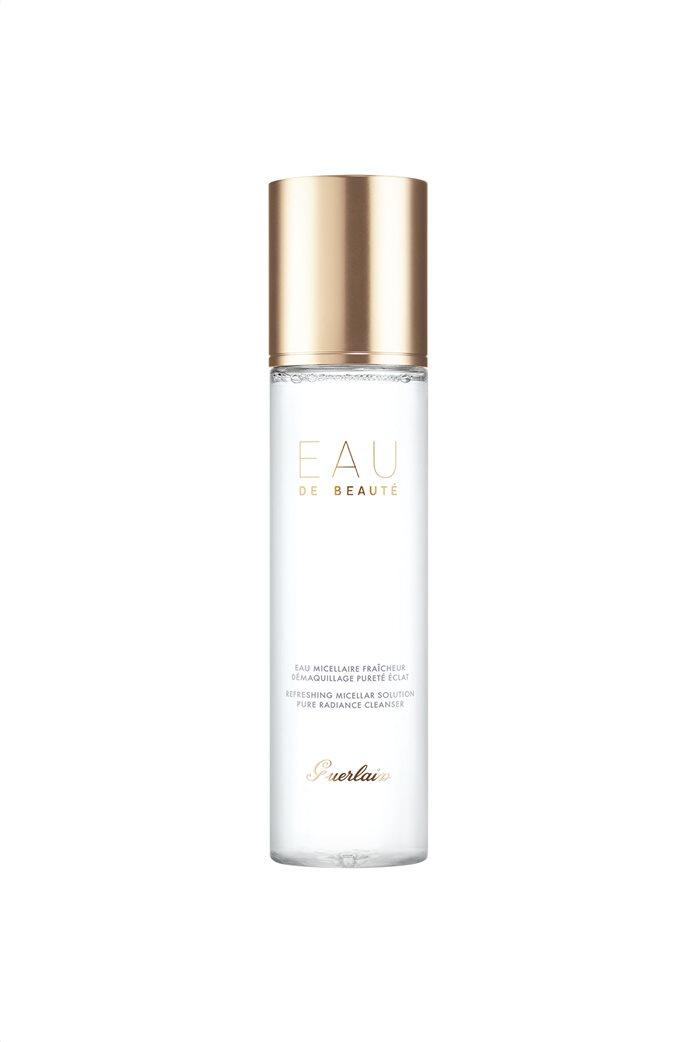Guerlain Eau de Beauté Refreshing Micellar Solution Pure Radiance Cleanser 200 ml 0