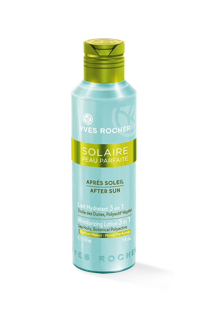 Yves Rocher Solaire After Sun Moisturizing Lotion 3in1 – Body-Face 150 ml 0