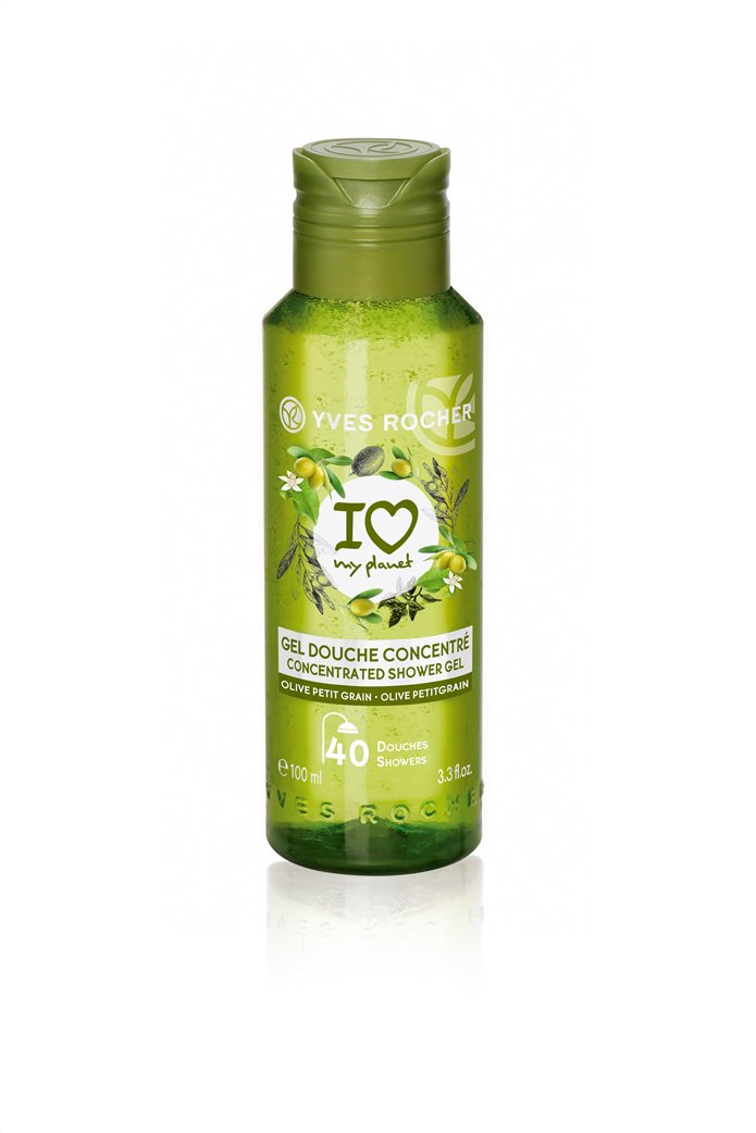 Yves Rocher Concentrated Shower Gel Olive Petitgrain 100 ml 0