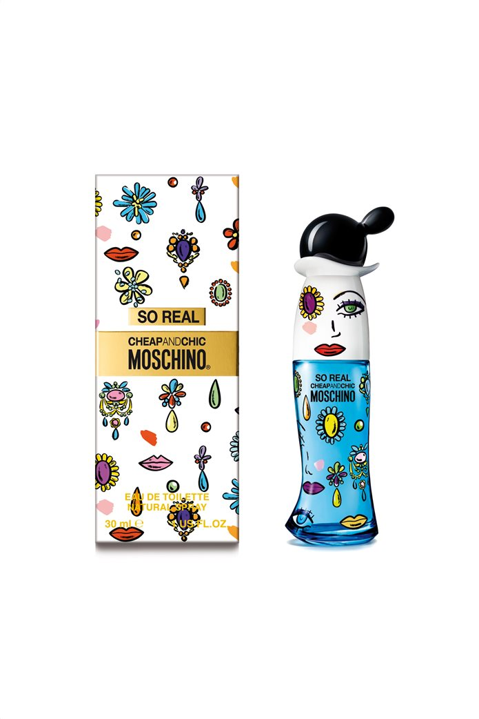 Moschino Cheap & Chic So Real EdT 30 ml 0