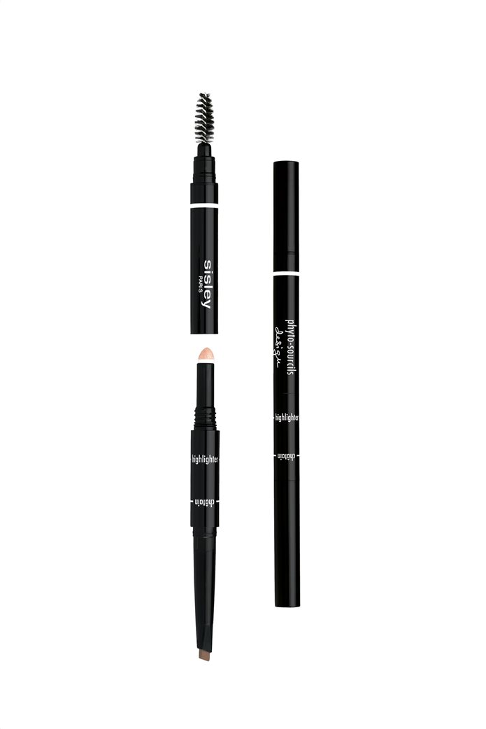 Sisley Phyto Sourcil Design 3-in-1 Architect Pencil 2 Châtain 0,2 gr. 0