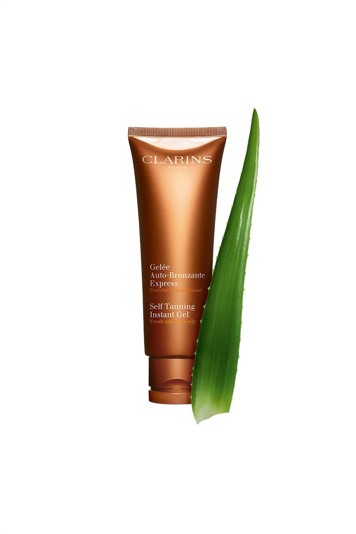 Clarins Self Tanning Instant Gel Face & Body 125 ml 0
