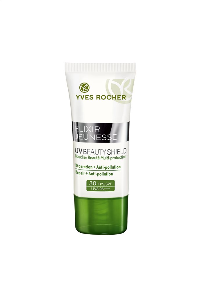 Yves Rocher Elixir Jeunesse UV Beauty Shield Multi-Protection SPF30 30 ml 0