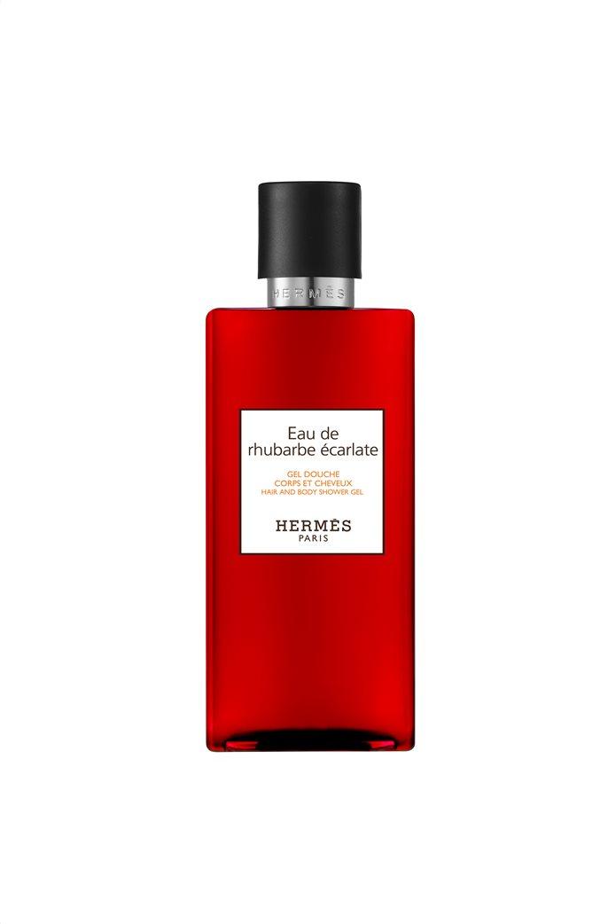 Hermès Eau de Rhubarbe Écarlate Τζελ Ντους Για Το Σώμα Και Τα Μαλλιά 200 ml 0