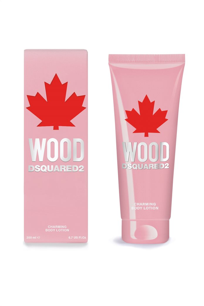 Dsquared2 Wood for Her Charming Body Lotion 200 ml 0