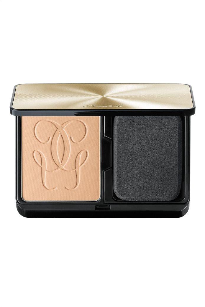 Guerlain Lingerie de Peau Compact Fond de Teint Mat Alive Refill 03W Naturel Doré 8,5 gr. 0