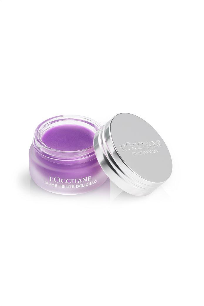 L' Occitane En Provence Delicious Tinted Balm 4 Gimme Mauve 8 gr 0