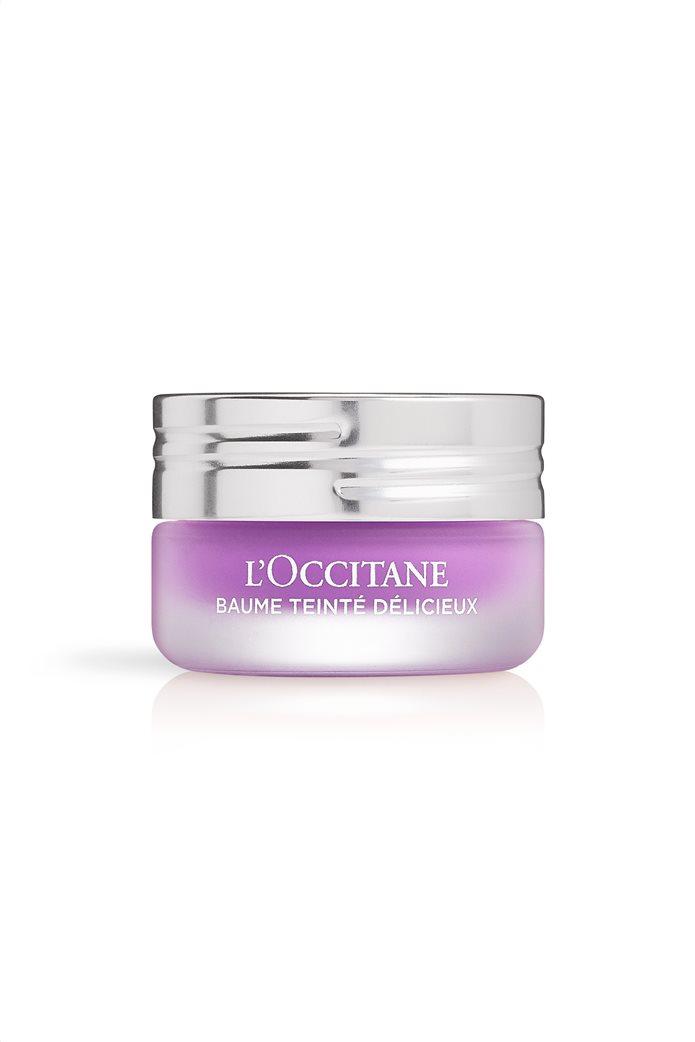 L' Occitane En Provence Delicious Tinted Balm 4 Gimme Mauve 8 gr 2