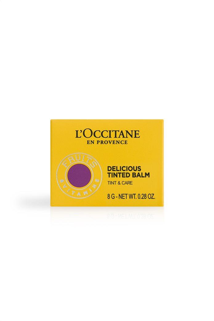 L' Occitane En Provence Delicious Tinted Balm 4 Gimme Mauve 8 gr 4