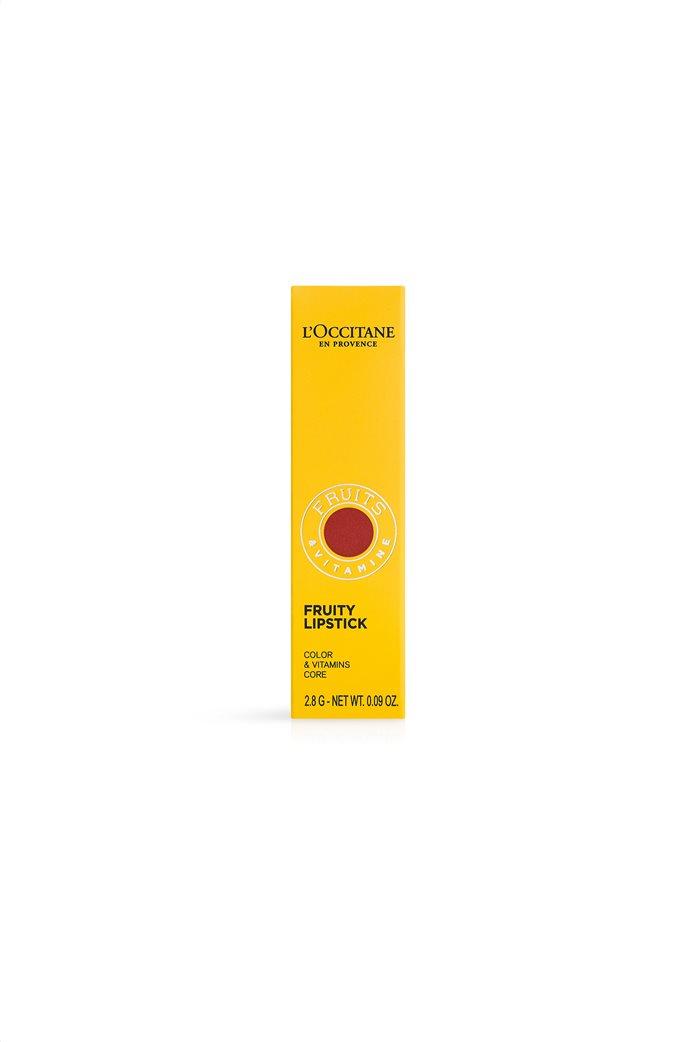 L'Occitane En Provence Fruity Lipstick 060 Plum Plum girl 2.8 gr 3