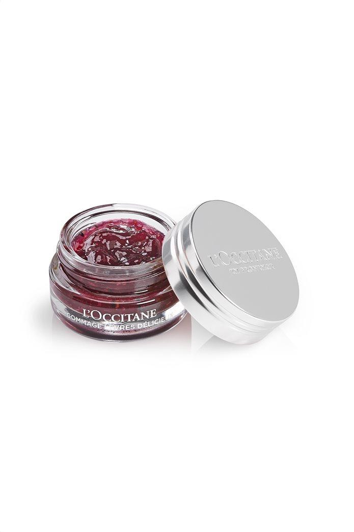 L' Occitane En Provence Delicious Lip Scrub 020 Raspberry Crush 11 ml 0