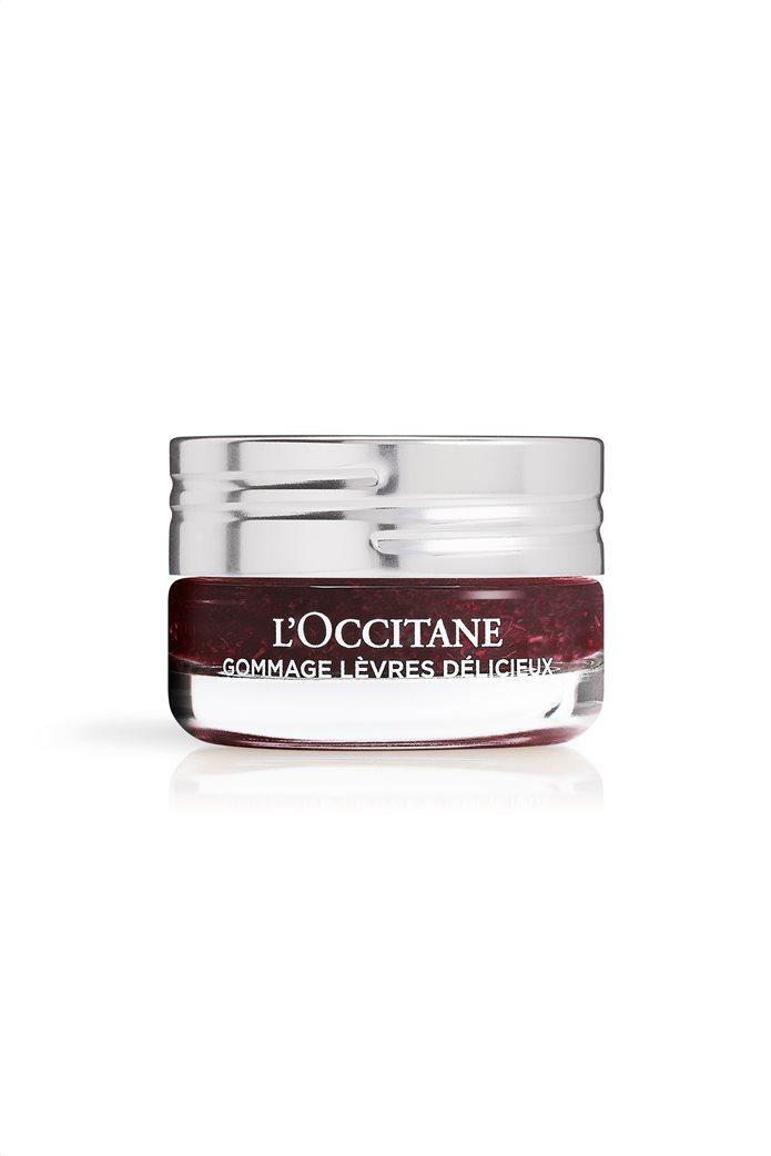 L' Occitane En Provence Delicious Lip Scrub 020 Raspberry Crush 11 ml 2