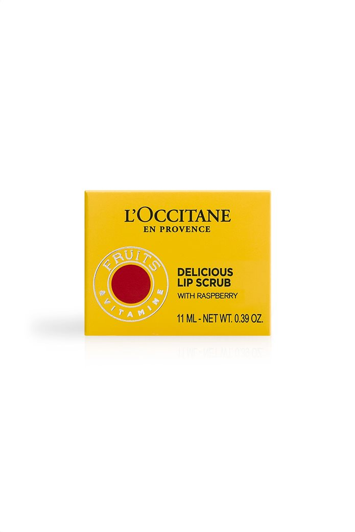 L'Occitane En Provence Delicious Lip Scrub 020 Raspberry Crush 11 ml 4