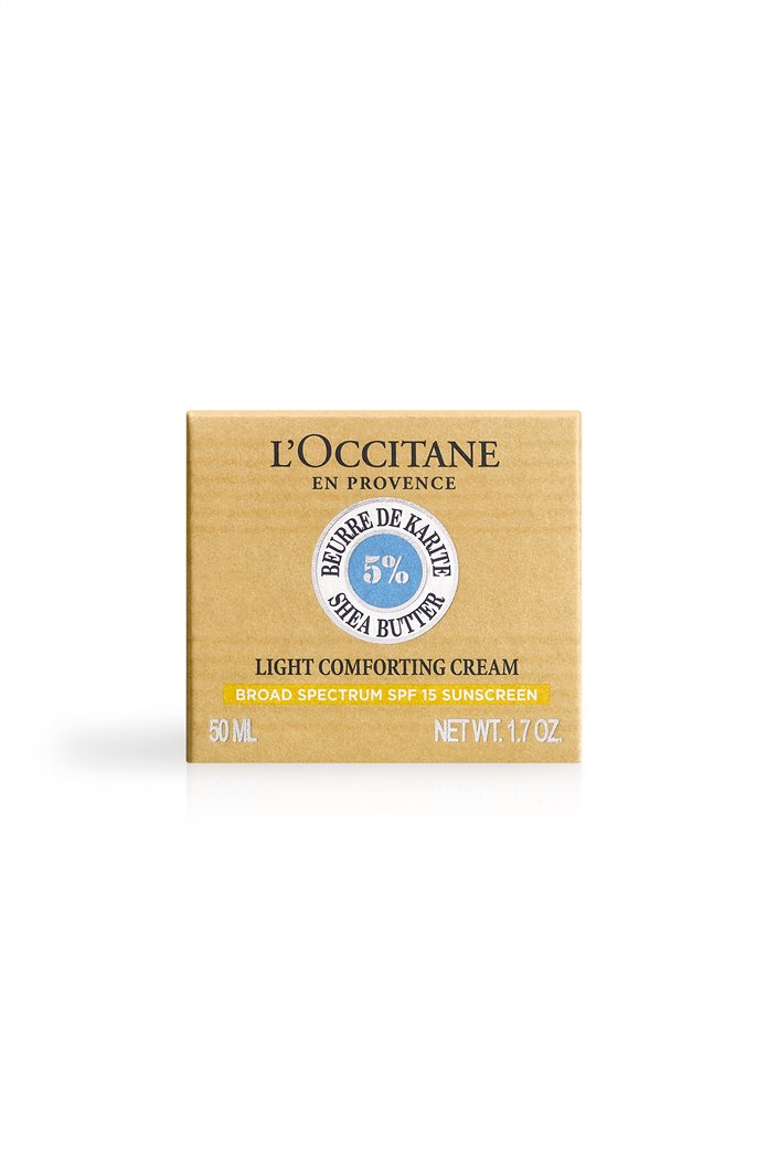 L'Occitane En Provence Shea Light Comforting Cream SPF15 50 ml 2