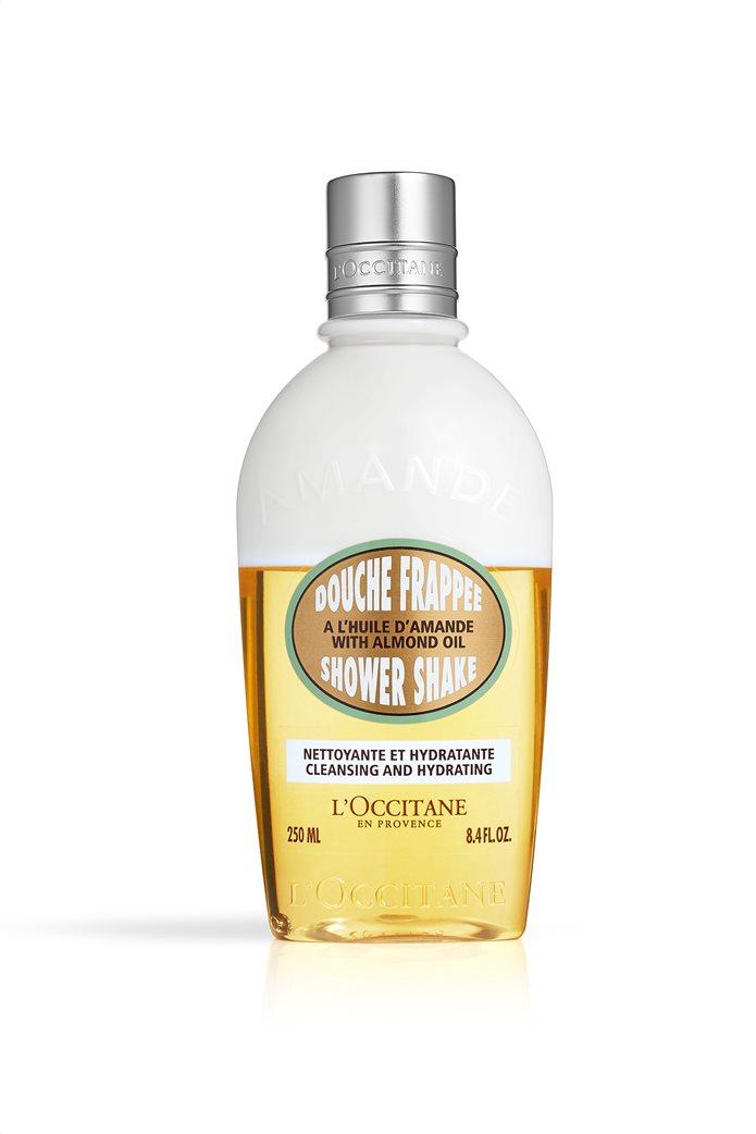 L' Occitane En Provence Almond Shower Shake 250 ml 0
