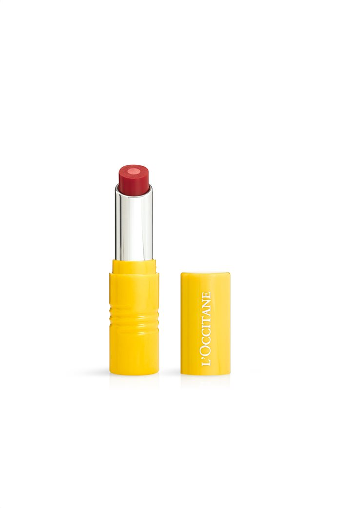 L'Occitane En Provence Fruity Lipstick 050 Red-y to Play? 2.8 gr 0