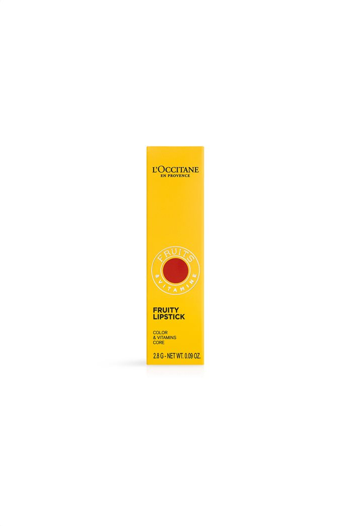 L'Occitane En Provence Fruity Lipstick 050 Red-y to Play? 2.8 gr 3
