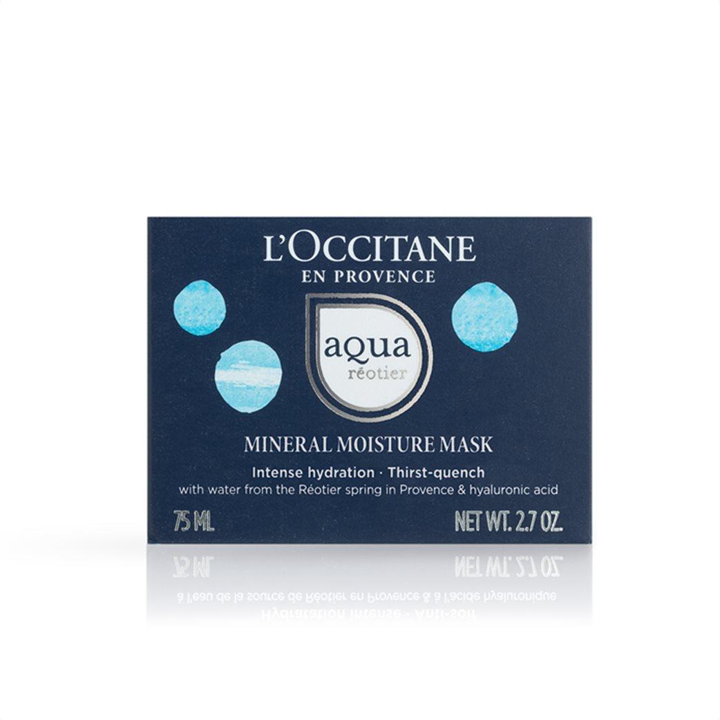 L'Occitane En Provence Aqua Réotier Mineral Moisture Mask 75 ml 3