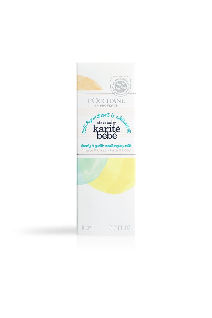 L'Occitane En Provence Shea Baby Lovely & Gentle Moisturising Milk 100 ml 1